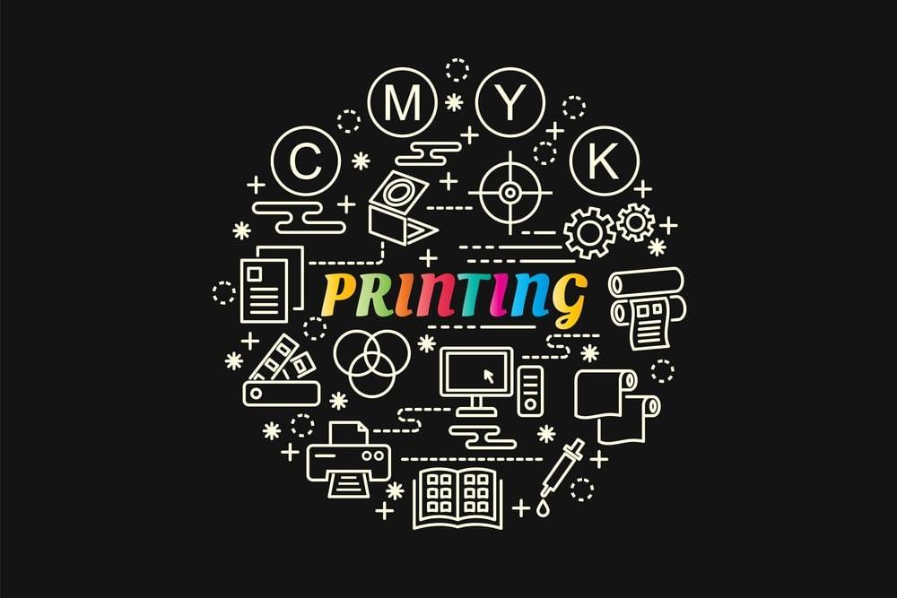 Guida alle sigle della stampante laser multifunzione