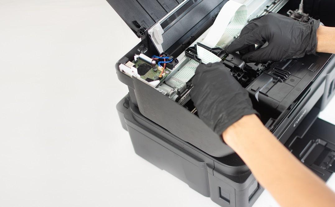 stampante professionale ufficio come evitare fermo macchina